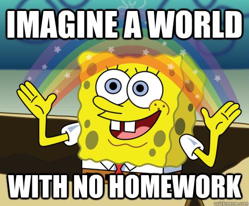 no-homework